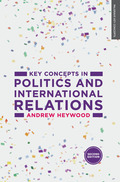 Key Concepts in Politics and International Relations 9781137494788