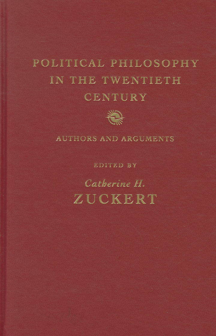 Political Philosophy in the Twentieth Century