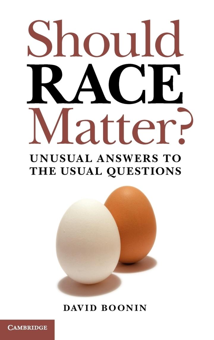Should Race Matter?