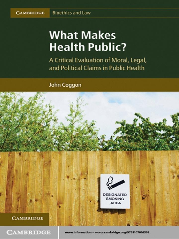 What Makes Health Public?