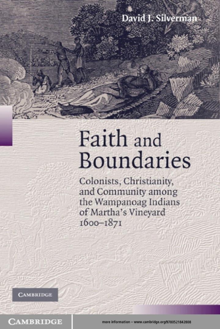 Faith and Boundaries