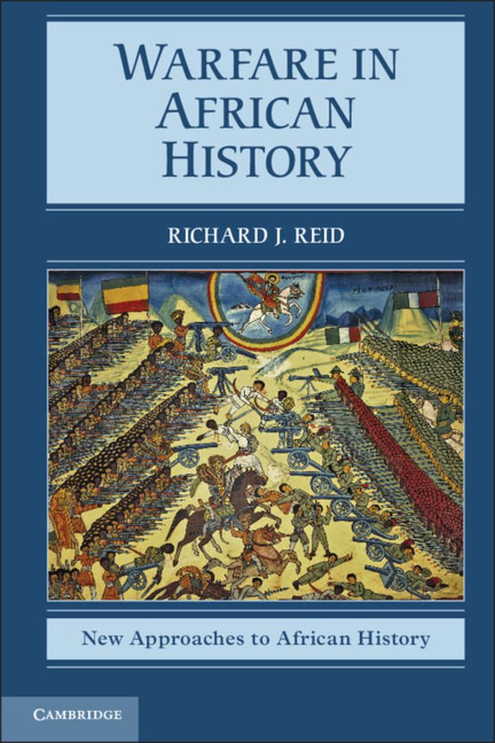 Warfare in African History