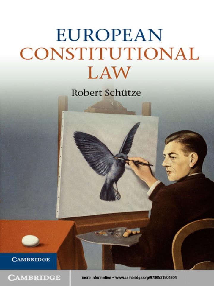 European Constitutional Law