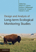 Design and Analysis of Long-term Ecological Monitoring Studies 9781139507738