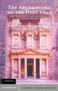 The Archaeology of the Holy Land 9781139507745
