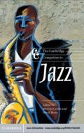 The Cambridge Companion to Jazz 9781139797108