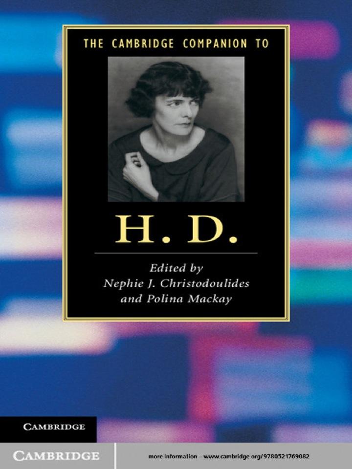 The Cambridge Companion to H. D.