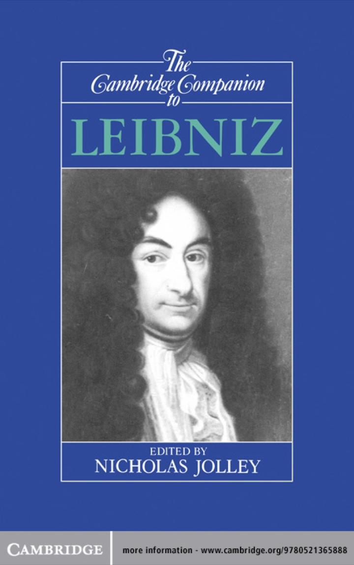 The Cambridge Companion to Leibniz