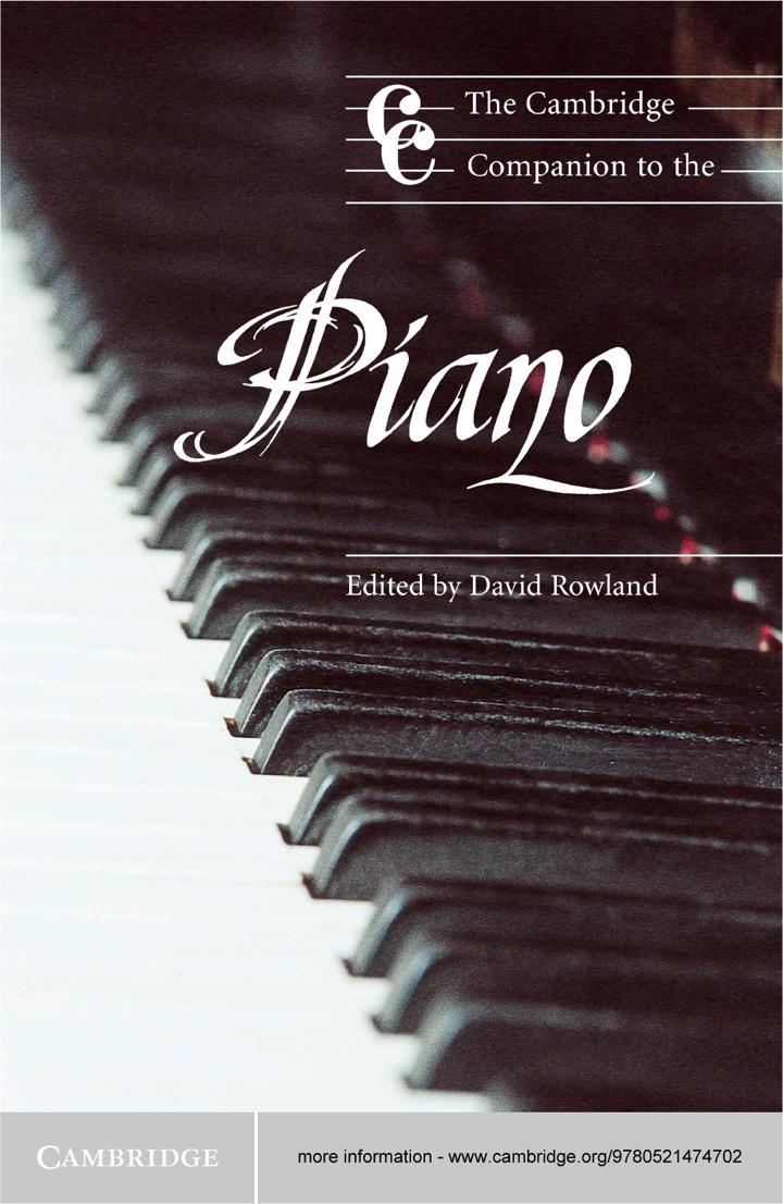 The Cambridge Companion to the Piano
