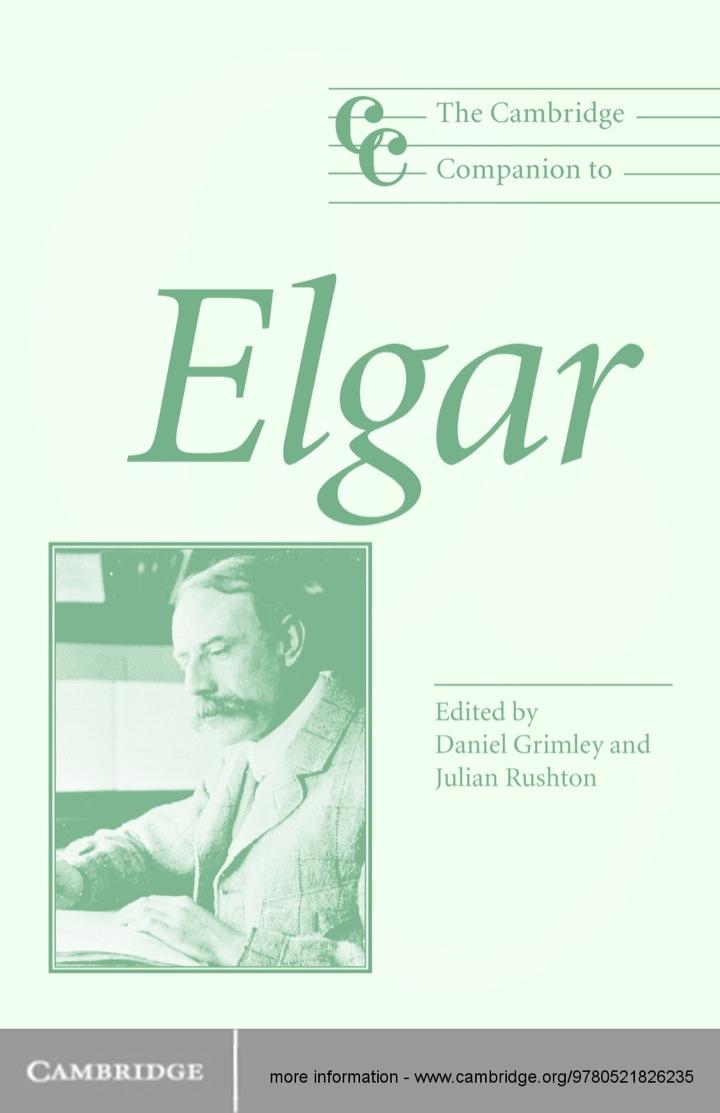The Cambridge Companion to Elgar