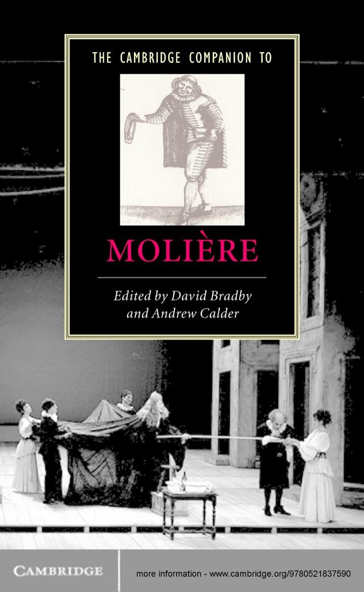 The Cambridge Companion to Moliere