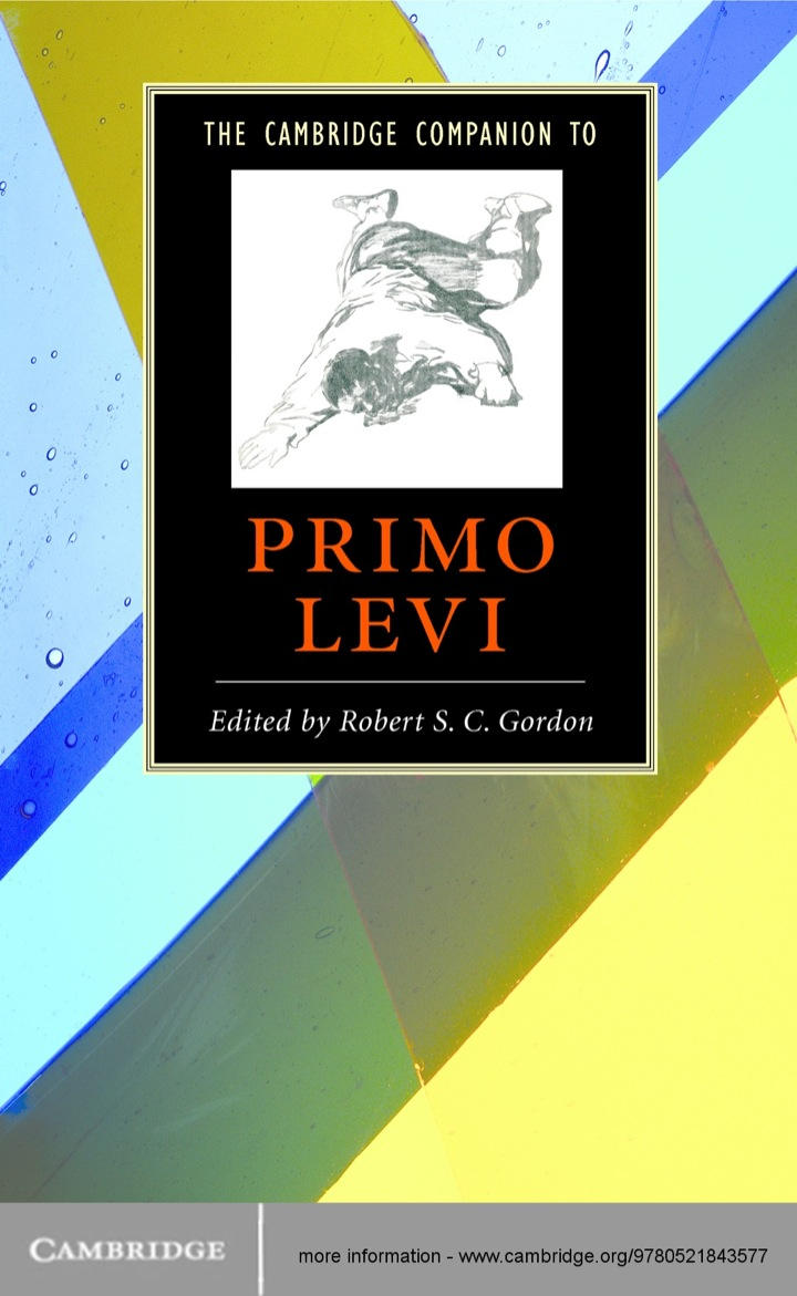 The Cambridge Companion to Primo Levi