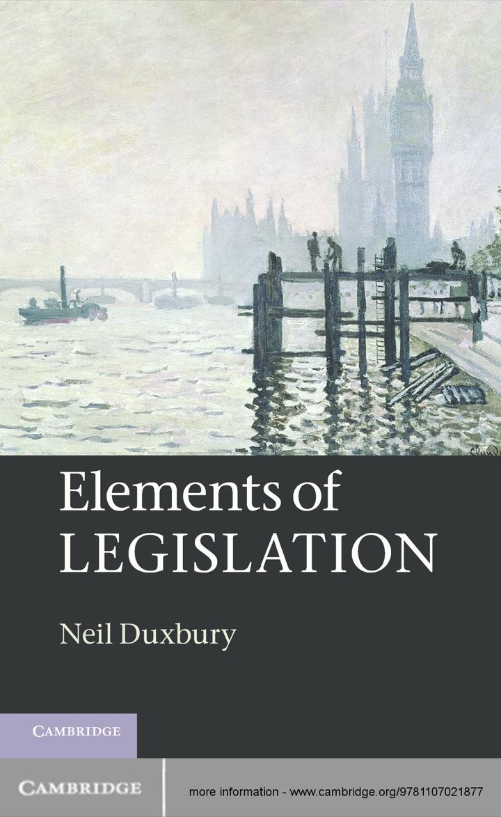 Elements of Legislation