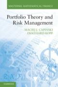 Portfolio Theory and Risk Management 9781139984836