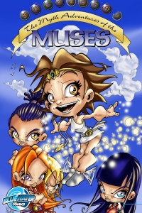 Myth Adventures of the Muses #1              by             CW Cooke