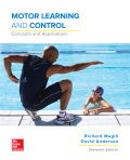 EBK MOTOR LEARNING AND CONTROL: CONCEPT