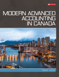 Modern Advanced Accounting in Canada, 9th Canadian Edition [Darrell Herauf]