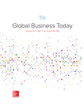 EBK GLOBAL BUSINESS TODAY