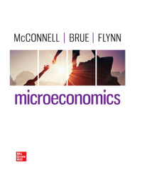 Microeconomics              by             Campbell McConnell