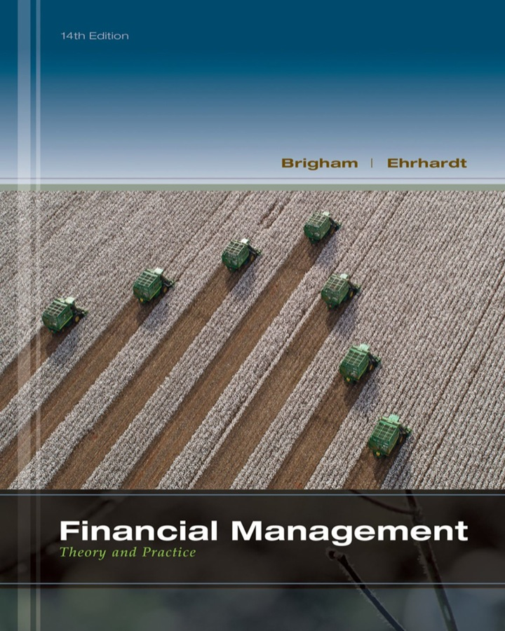 Financial Management: Theory & Practice (Book Only)