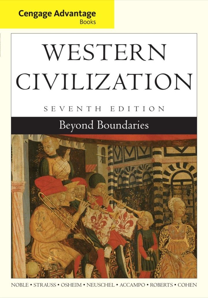Cengage Advantage Books: Western Civilization: Beyond Boundaries