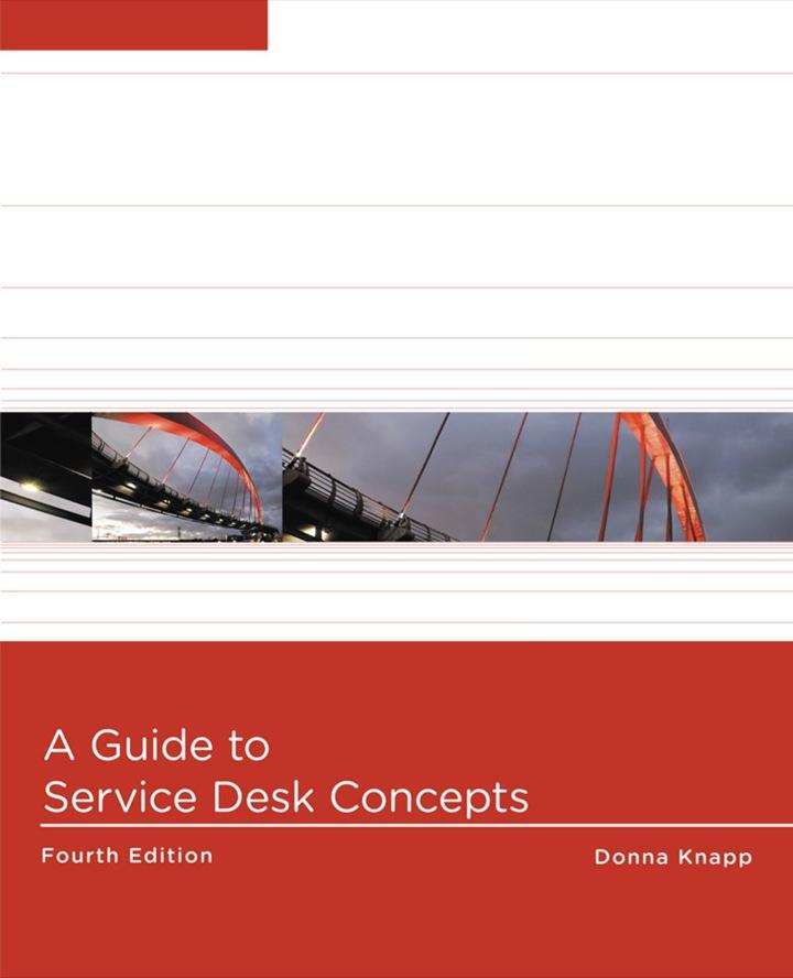 A Guide to Service Desk Concepts