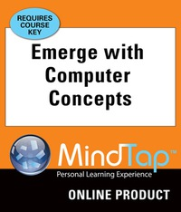 computer concepts access 1 Computer concepts ch 1-4 computer concepts ch 1-4 by gohan_438, jun 2009 subjects: cis 110  click to rate hated it click to rate didn't like it  special high speed memory that allows a microprocessor to access data more rapidly than from memory located elsewhere on the system board.