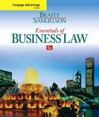 Business law textbooks in etextbook format vitalsource cengage advantage books essentials of business law fandeluxe Choice Image