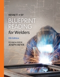 EBK BLUEPRINT READING FOR WELDERS, SPIR