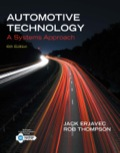 Automotive Technology: A Systems Approach 9781305176423R120