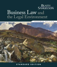 Business law textbooks in etextbook format vitalsource business law and the legal environment standard edition fandeluxe Choice Image