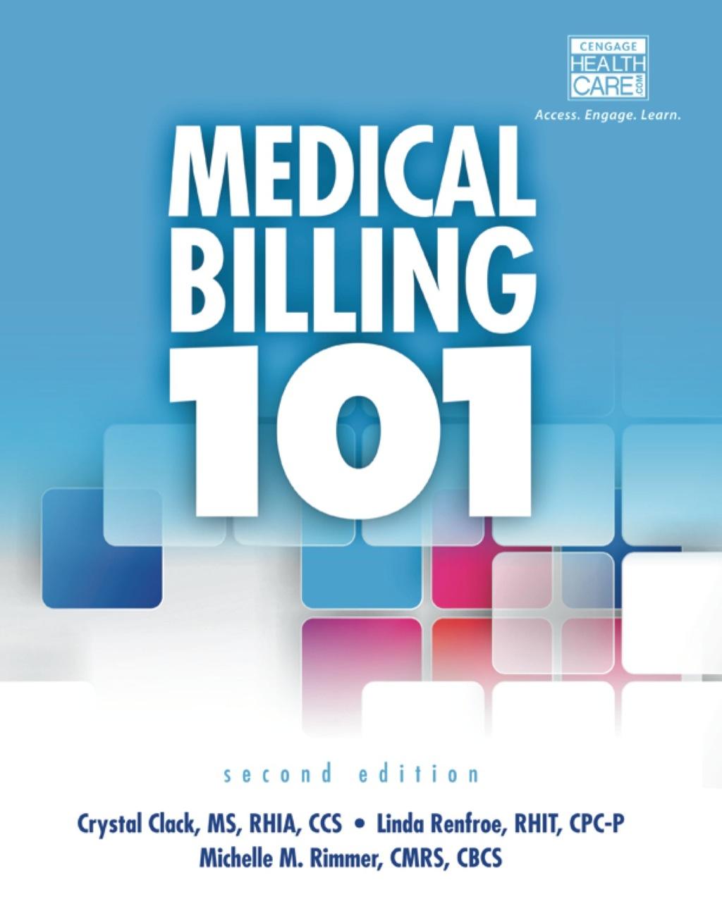 Medical Billing 101 (eBook Rental)