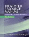 EBK TREATMENT RESOURCE MANUAL FOR SPEEC