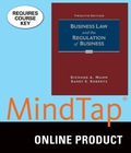 MINDTAP BUSINESS LAW FOR MANN/ROBERTS'