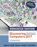 Enhanced Discovering Computers ©2017, Essentials 9781305888593R180