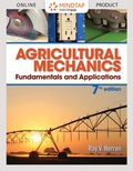 MindTap Agriscience for Herren's Agricultural Mechanics: Fundamentals and Applications, 7th Edition, [Instant Access], 2 terms (12 months) 9781305950146