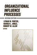 Organizational Influence Processes 9781315290591R90