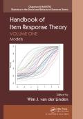 Handbook of Item Response Theory, Volume One 9781315356907R90