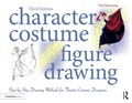 Character Costume Figure Drawing 9781315452357