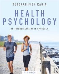 Health Psychology              by             Deborah Fish Ragin