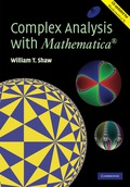 Complex Analysis with MATHEMATICA® 9781316138304