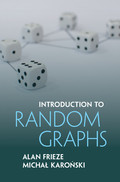 Introduction to Random Graphs 9781316444054