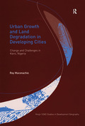 Urban Growth and Land Degradation in Developing Cities 9781317003786R90