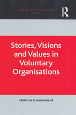"""""""Stories, Visions and Values in Voluntary Organisations"""" (9781317049777)"""