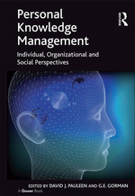 """""""Personal Knowledge Management"""" (9781317081876)"""