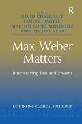 Max Weber Matters 9781317099277R90