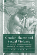Gender, Shame and Sexual Violence 9781317129875R90
