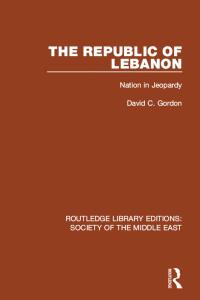 a study on the republic of lebanon