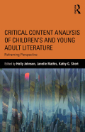 Critical Content Analysis of Children's and Young Adult Literature 9781317311492R90