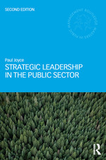 """Strategic Leadership in the Public Sector"" (9781317337782)"